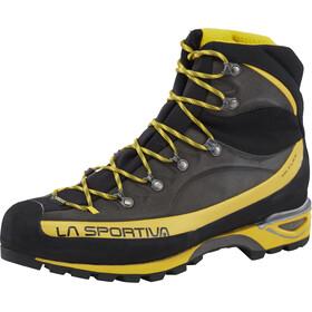 La Sportiva Trango Alp Evo GTX Shoes Herr grey/yellow